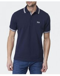 BOSS Green - Paddy Polo Shirt - Lyst