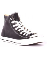 Converse - Trainers In Black - Lyst