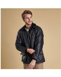 Barbour - Bedale Wax Jacket - Lyst