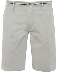 MMX - Woven Cotton Tigris Shorts - Lyst