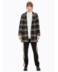 Maison Scotch - Bonded Wool Jacket - Lyst