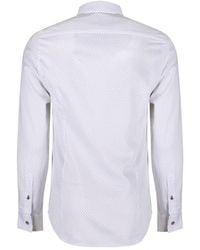 8160e117a606a7 Ted Baker - Men s Skwere Long Sleeve Contrast Pocket Shirt - Lyst