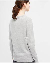 Chinti & Parker - Kiss Me Sweater - Lyst