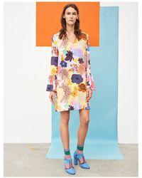 Stine Goya - Rosie Dress Multi - Lyst