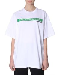 DSquared² - Oversized T-shirt - Lyst