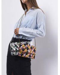 Becksöndergaard - Dalias Sequin Bag In Orchid Bloom - Lyst