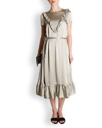 Custommade• - Brith Frilled Dress - Lyst