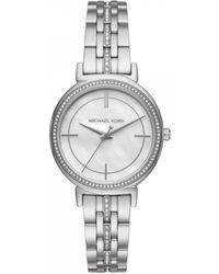 MICHAEL Michael Kors - Michael Kors Cinthia Mk3641 Watch - Lyst