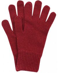Barbour - Ladies Scarf And Glove Set - Lyst