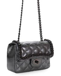 cae9aa859 COACH Metallic Trail Bag (gunmetal/platinum) Cross Body Handbags in ...