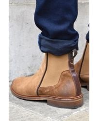 Shoe The Bear - Wyatt Brown Suede Boots - Lyst