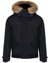 Woolrich - Men's Short Polar Jacket - Lyst