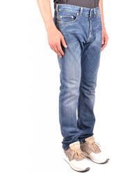 Neil Barrett - Jeans In Blue - Lyst