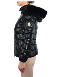 Moncler - Down Jacket In Black - Lyst