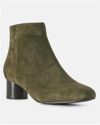 Shoe The Bear - Aya Suede Ankle Boot - Lyst