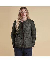 Barbour - Oversized Liddesdale Ladies Jacket - Lyst