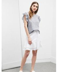 Great Plains - Soft Stripe Top - Lyst