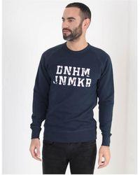 Denham - Jeanmaker Crew Sweatshirt - Lyst
