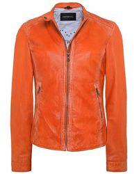 Oakwood - Paradis Leather Jacket - Lyst