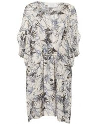 Munthe - Trixie Printed Dress - Lyst