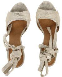H by Hudson - Hudson Women's Fiji Heeled Sandals - Lyst