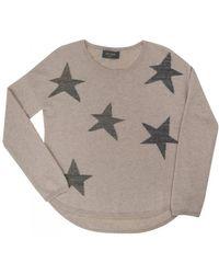 Wyse London - Maddy Large Star Jumper - Lyst