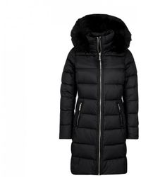 MICHAEL Michael Kors - Down Jacket In Black - Lyst