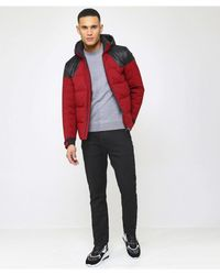 BOSS Green - Down Quilted Jeiko Jacket - Lyst