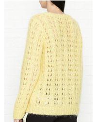Gestuz - Behar Jumper In Yellow Pear - Lyst