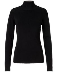 Second Female - Francisca Knit Polo Neck - Lyst