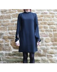 2nd Day - Lucca Dress In Black - Lyst