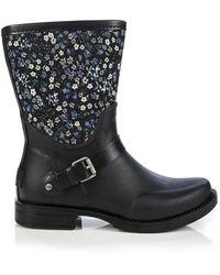 UGG - Women's Liberty Donna Leigh Print Sivada Wellington Boots - Lyst