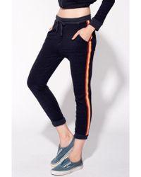 Sundry - Side Stripe Trousers - Lyst