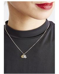 Rachel Jackson - Good Vibes Arrow Necklace - Lyst