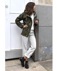Tretorn - Wings Forest Green Jacket - Lyst