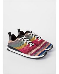 Paul Smith - Rappid Swirl Trainers Multi - Lyst