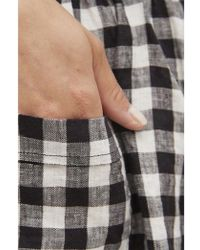 Harris Wilson - Leonise Vichy Skirt - Lyst