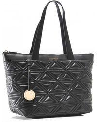 Armani - Armani Quilted Shopper Bag - Lyst