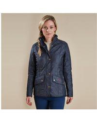 Barbour - Ladies Cavalry Polarquilt Jacket - Lyst