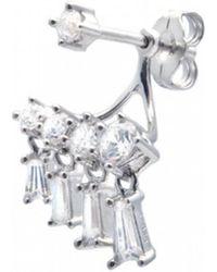 V Jewellery - Phoebe Ear Jackets - Lyst