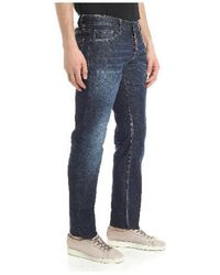 DSquared² - Jeans In Blue - Lyst