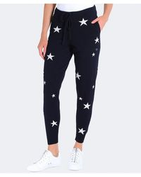 Chinti & Parker - Chinti & Parker Cashmere Star Joggers - Lyst