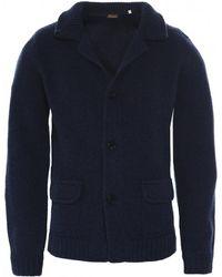 Stenstroms - Extrafine Merino Wool Cardigan - Lyst