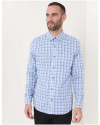 Gibson - Gingham Checked Shirt - Lyst