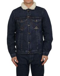Roy Rogers - Denim Jacket In Blue - Lyst