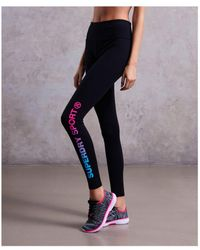 Superdry - Sport Essential Leggings - Lyst