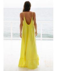 9seed - Paloma Dress Sunrise - Lyst