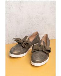 Cara - London Columbus Shoe - Lyst