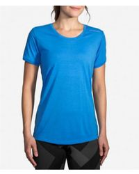 Brooks - Distance Tee - Lyst
