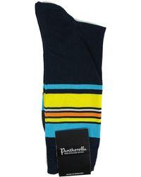 Pantherella - Jubilee Socks In Ochre - Lyst